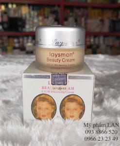 LAYSMON kem trị mụn nám trắng da cao cấp