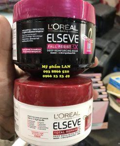 LOREAL ELSEVE kem ủ tóc phục hồi hư tổn cao cấp