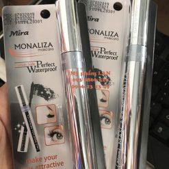 MIRA mascara trang điểm mắt 9ml