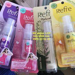 REFRE xịt khử mùi nước hoa toàn thân