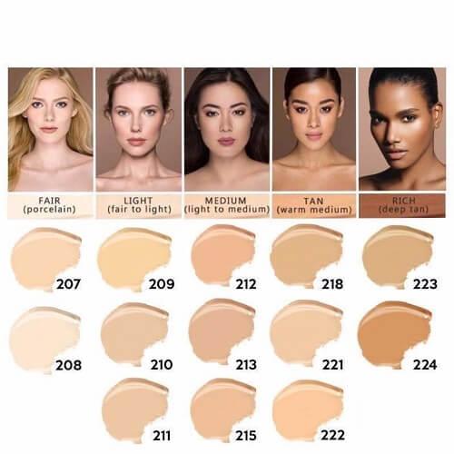 DERMACOL Make-up Cover Kem nền che khuyết điểm và hình Xăm