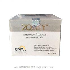 kem dưỡng trắng ngừa lão hóa collagen