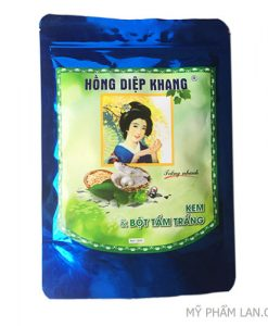 Hồng Diệp Khang kem tắm trắng