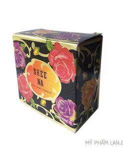 SHEENA kem bông hồng đen