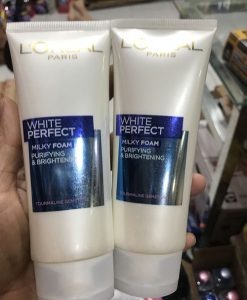 Loreal-white-perfect-sua-rua-mat-milky-foam