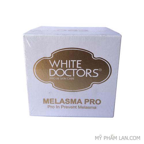 Kem đặc trị Nám chuyên nghiệp WHITE DOCTORS