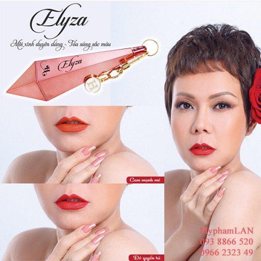 Elyza son thỏi lì Hương Thị Việt Hương