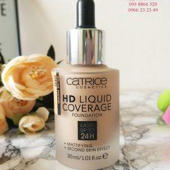 HD-Liquid-Coverage-Foundation- CATRICE -kem nền trang điểm cao cấp Đức