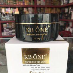 KB ONE kem trắng da toàn thân - mỹ phẩm LAN