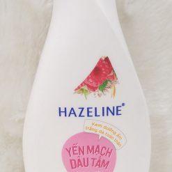 HAZELINE-sua-duong-the-yen-mach-dau-tam-230ml