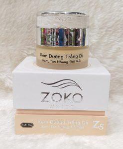 ZOKO-white-trang-da-VIP-35g-Z5-myphamlan