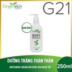 Greenskin-body-whitening-Saffron-G21-250ml-3-510x510