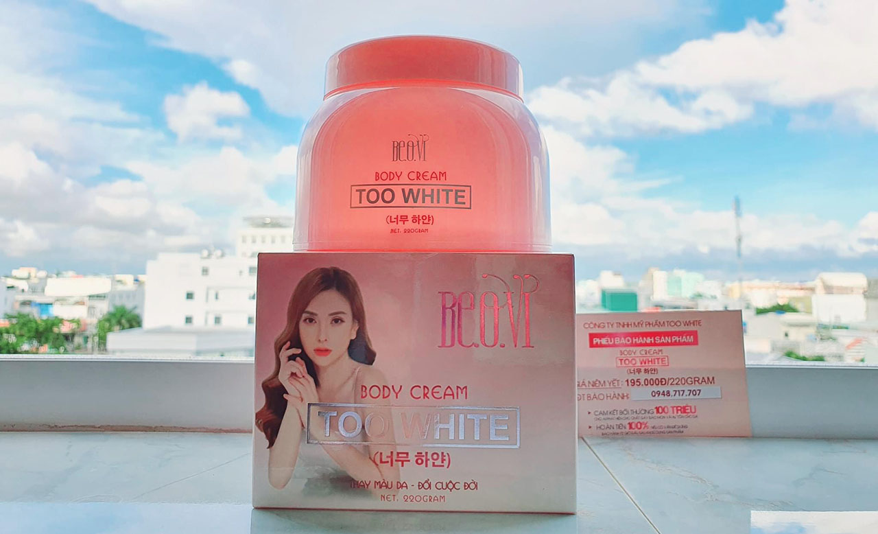 BEOVI-TOO-WHITE-body-cream-thu-thuy-myphamlan-0703319190